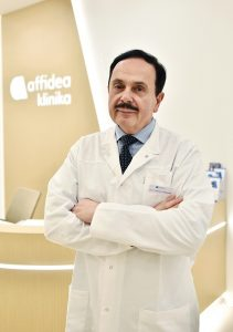 krūtinės onkologas chirurgas mamologas Ostapenko