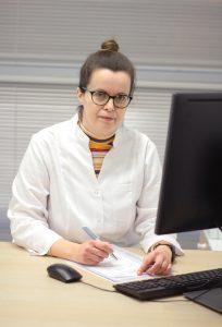 dermatovenerologė Ingrida Balčiūnienė