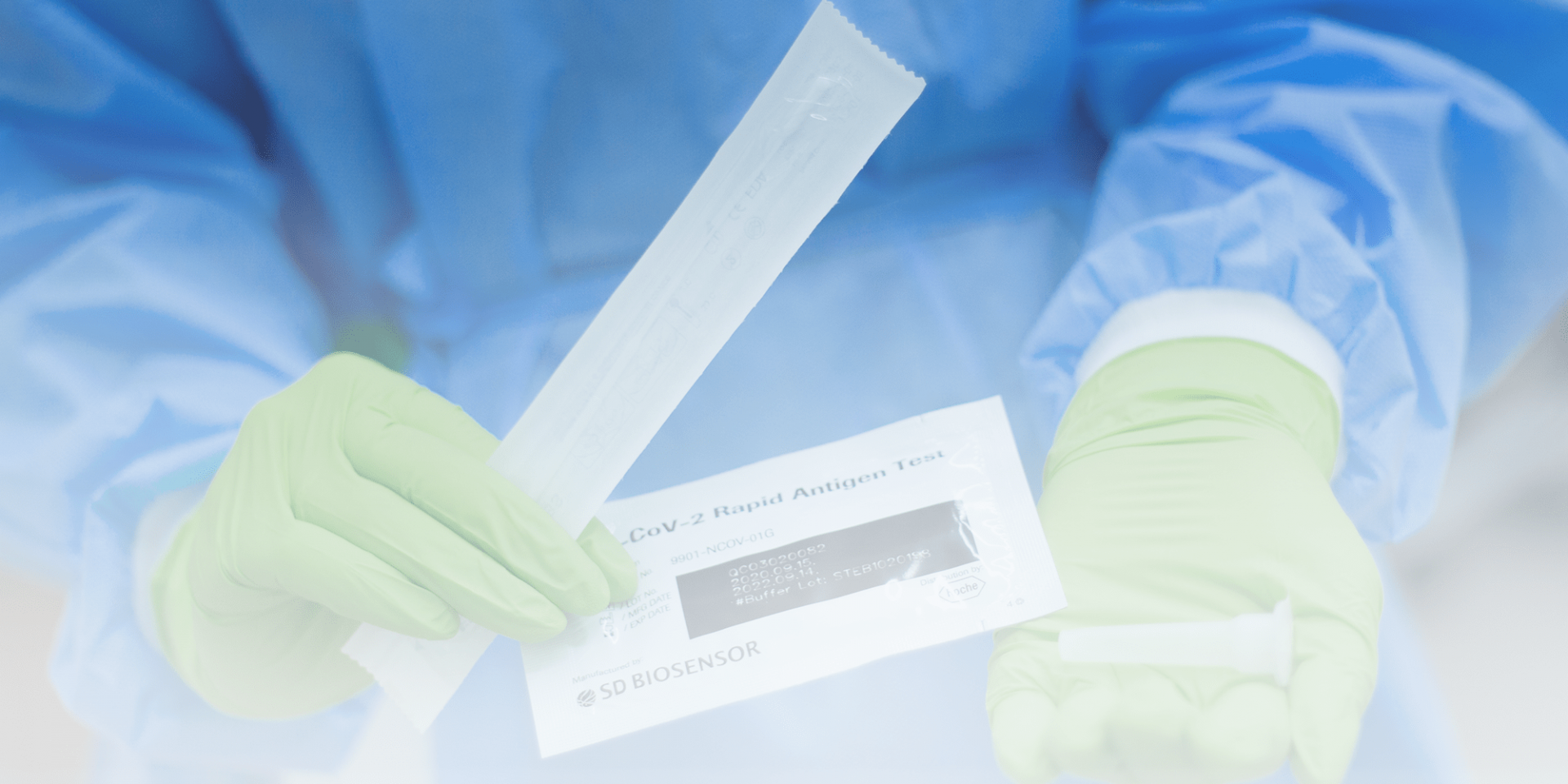 greitasis antigenu testas
