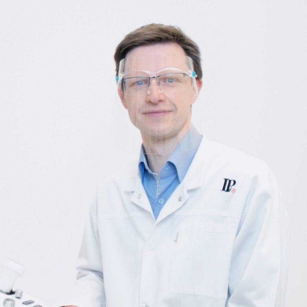 ortopedas - traumatologas Andrius Vaitiekus